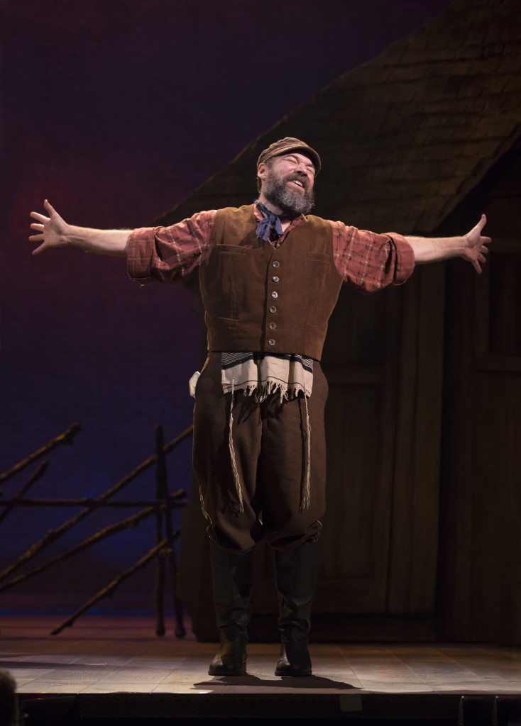 Fiddler On The Roof For A New Generation Stagezine