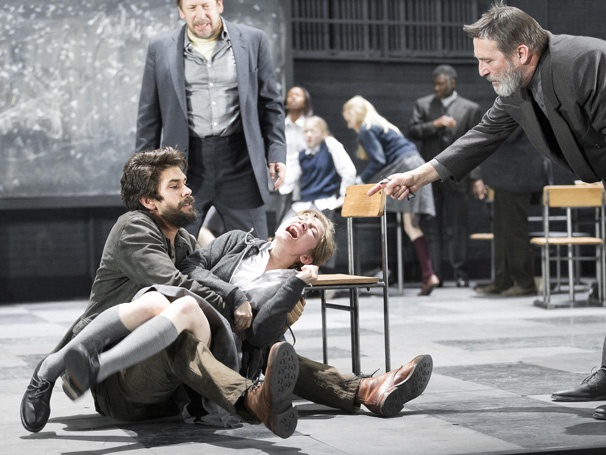 a review of arthur millers the crucible The crucible has 267,497 ratings and 5,843 reviews deborah said: i hate to rate this so low when it seems that the only people who do so are those force.