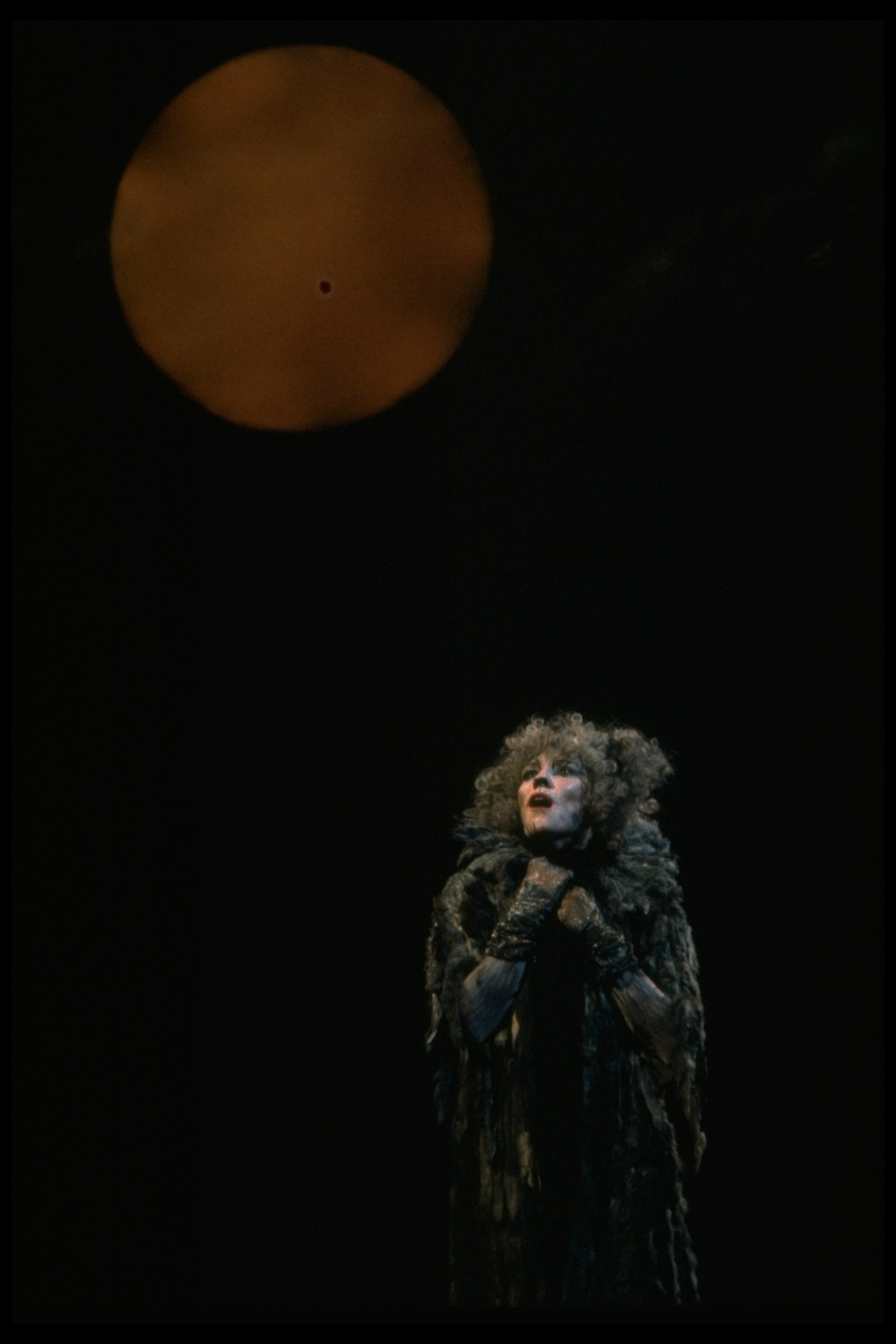FLASHBACK TO ORIGINAL PRODUCTION: Betty Buckley as Grizabella in 'Cats' back in 1982. Photo: Martha Swope