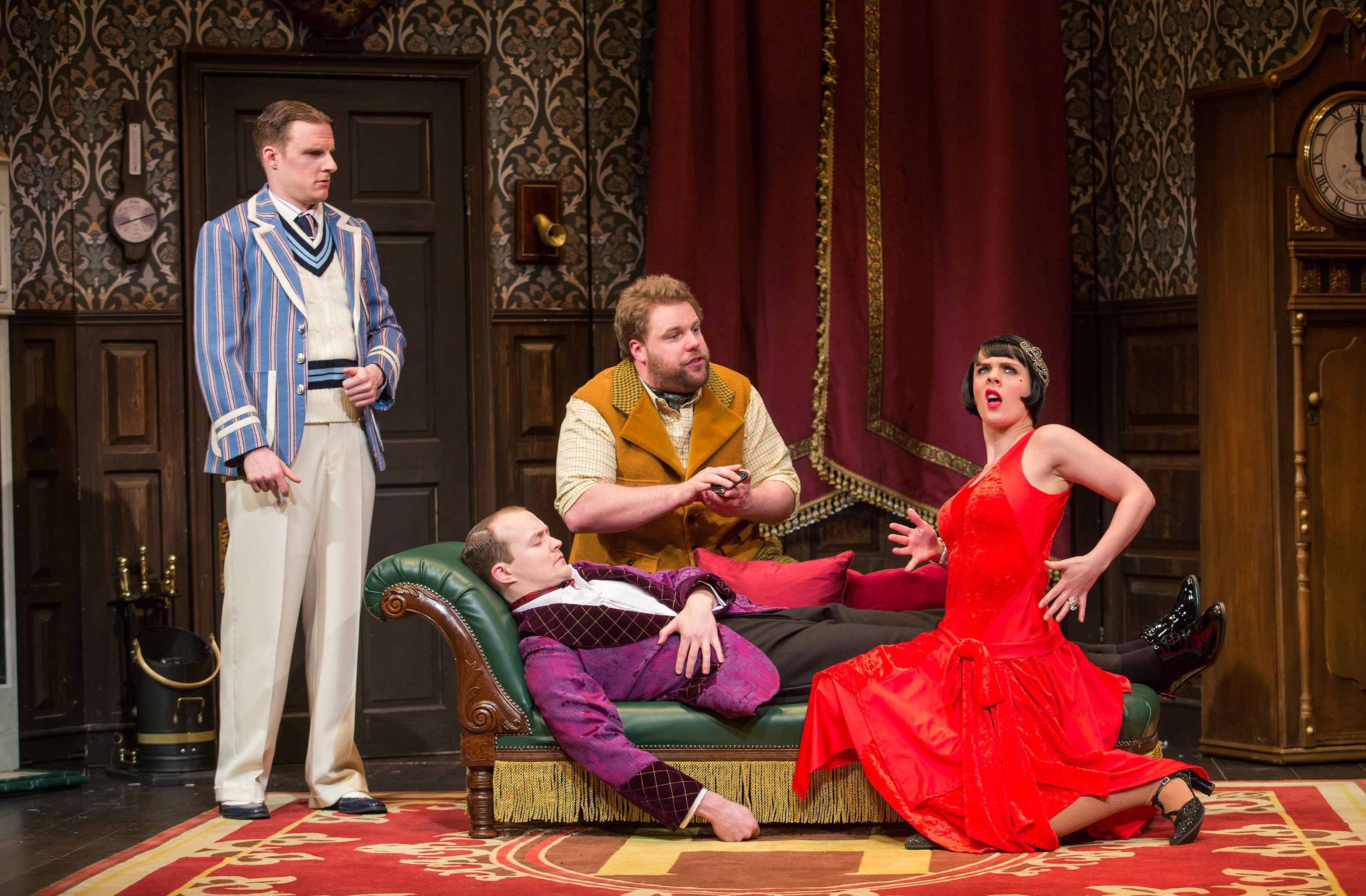 The Play That Goes Wrong'