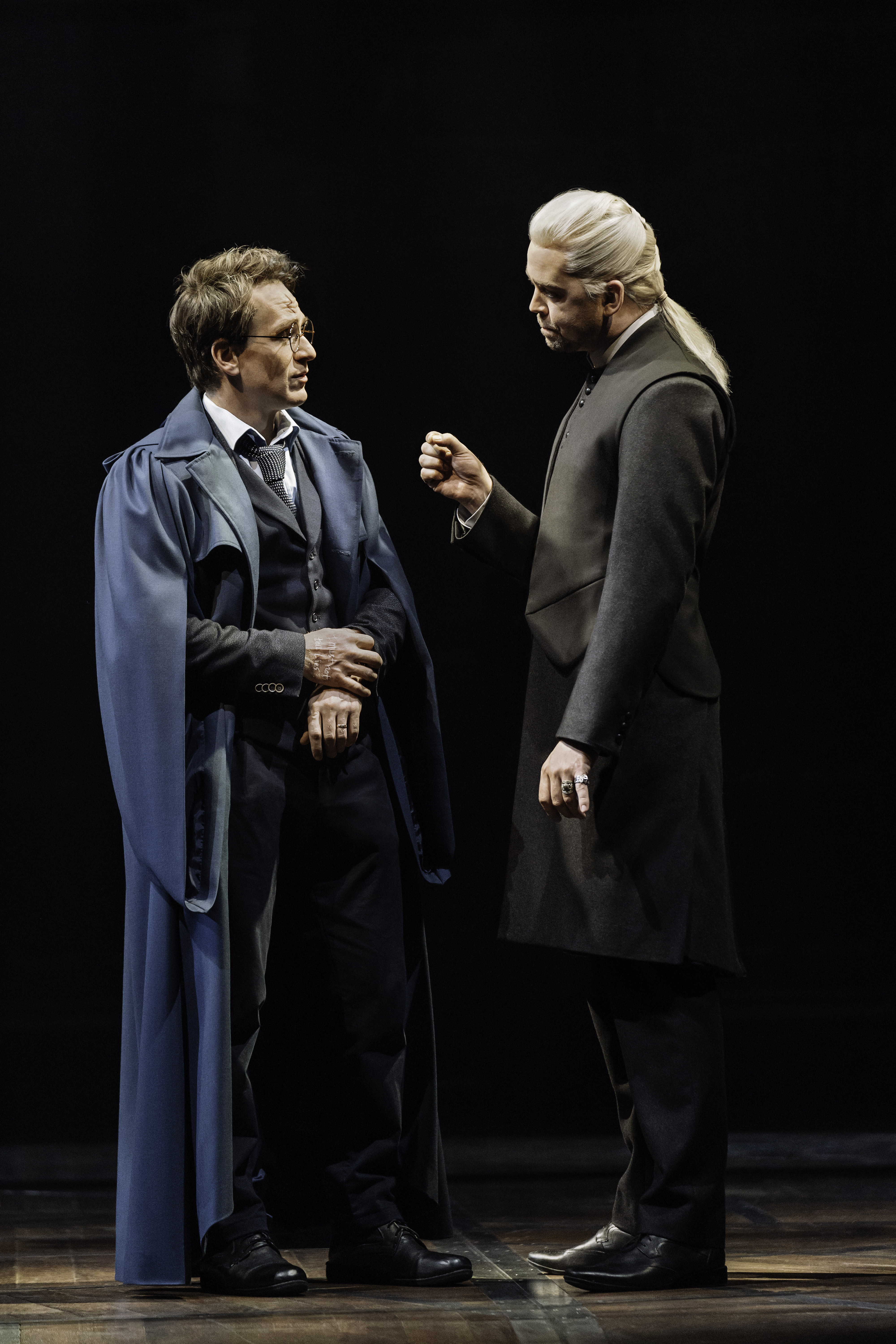 Harry Potter And The Cursed Child At New York S Lyric